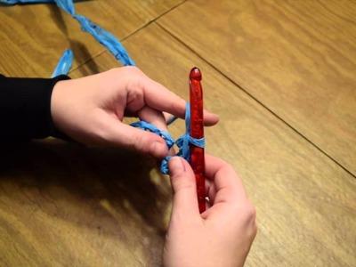 How to Make Crocheted Sleeping Mats: Part II