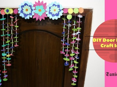 How To Make Door.Wall Hanging Decoration ||  Diy Door Hanging Craft Ideas| You Can Try This
