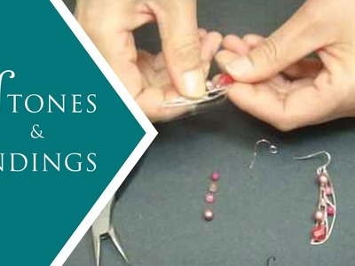 How to Make Dragonfly Wing Earrings