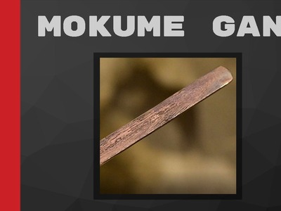 How to Make Mokume Gane From Quarters PART 4.Making Mokume Gane Billet
