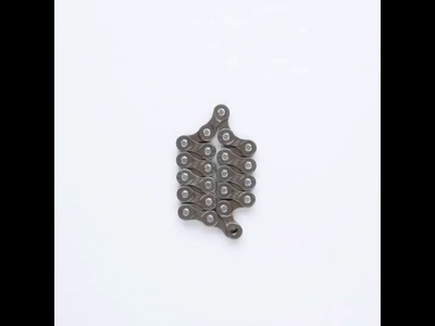 How to make spinner bike chain tutorial