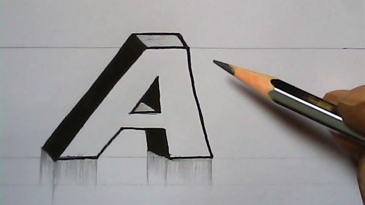 How to write 3d letters 3d letter designing mazic writer how to write 3d letters 3d letter designing mazic writer expocarfo Gallery