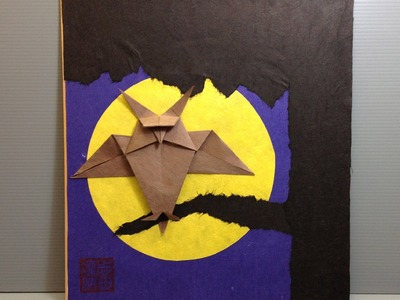 Origami Owl - How to Make an Origami Display Shikishi