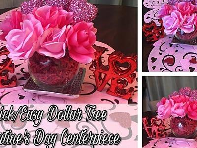 Quick.Easy Dollar Tree Valentine's Day Decor ????????