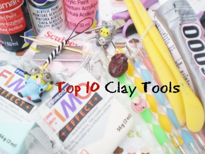 Top 10 Clay Essentials for Beginners!