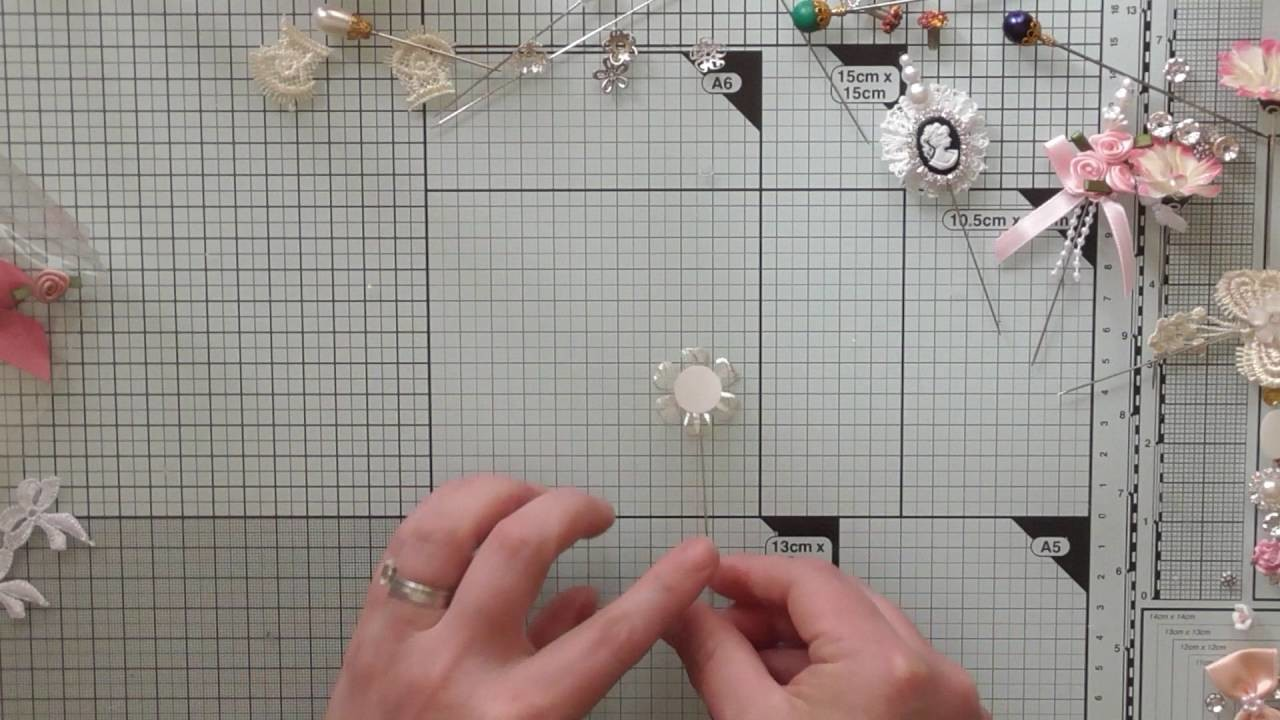 Back to basics. stick pin series tutorial 4