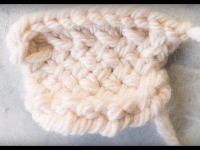 Diagonal Basket Weave Stitch