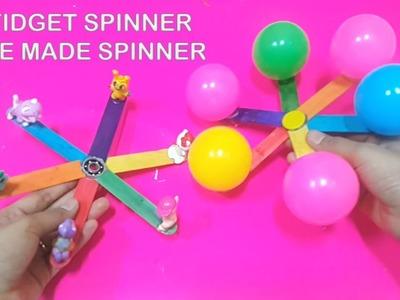DIY Fidget Spinner How to Make Fidget Spinner at Home Fidget Spinner with Balls