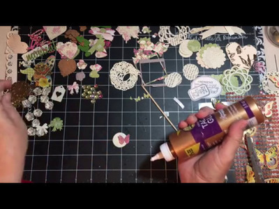 Embellishments #35 Show and tutorial