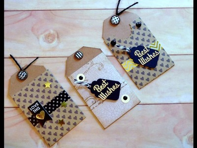 Gift Card Holder Tutorial using Makers Mart Card Kit of the Month