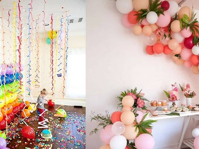 How To Decorate Room For Birthday Party! Cute Decor Snacks And Outfit Ideas