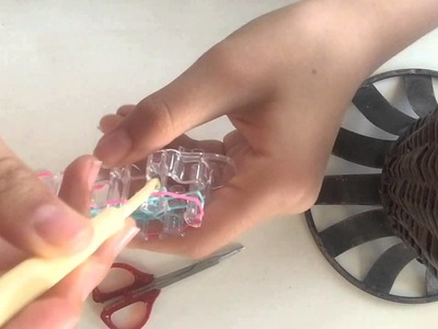 How To Make A 3D Mini Cupcake On Monster Tail