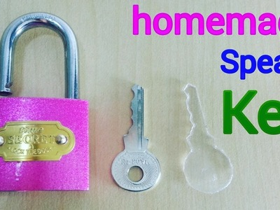 How to make a Spare Key