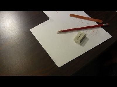 How to Make Dried Pencil Erasers Work Again (Quick Tip)