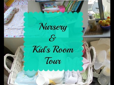 Kids' Room Organization | NRI Rental Apartment Tour | DIY Blanket And Pillow Cover