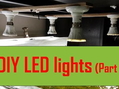 DIY LED Aquarium Lights (Part 1)