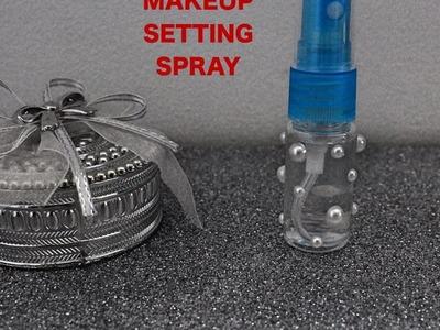 DIY : Makeup Setting Spray 2 in 1 (Summer Special ) URDU.HINDI