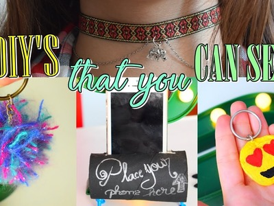 DIY'S THAT YOU CAN SELL!|Justanordinarygirl10