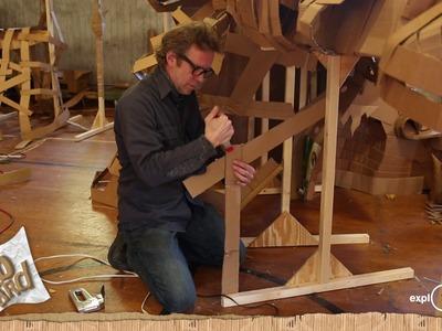 How to Build with Cardboard | Exploratorium