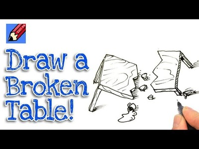 How to draw a broken table - Alex Ernst - Real Easy