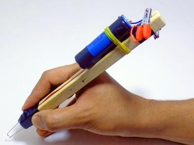 How to Make a Mini Pyrography Tool । Homemade Mini Pyrography Tool । Mad Tools । Awesome and simple