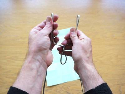 "Making a 12"" Figure Armature (the 3 minute armature)"