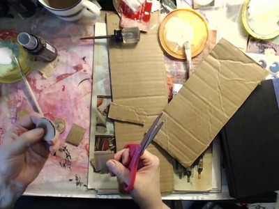Paper Buttons and ICAD's join us and make along