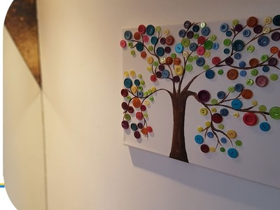 Picture: Button-Tree