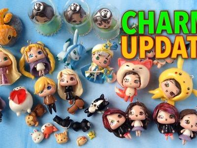 Rapunzel, Fox Onesie, Sailormoon   Charm Update : April 2017