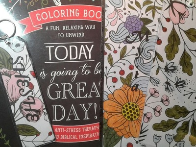 Tutorial Turn Your Coloring Book Pages Into An Upcycle Craft Project