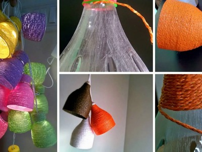 10 Best out of waste Craft Ideas. Decorative Art & Craft ideas by Recycling Waste Material