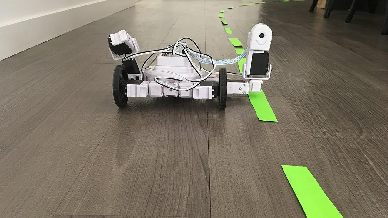 DIY Autonomous Vehicle Home Track