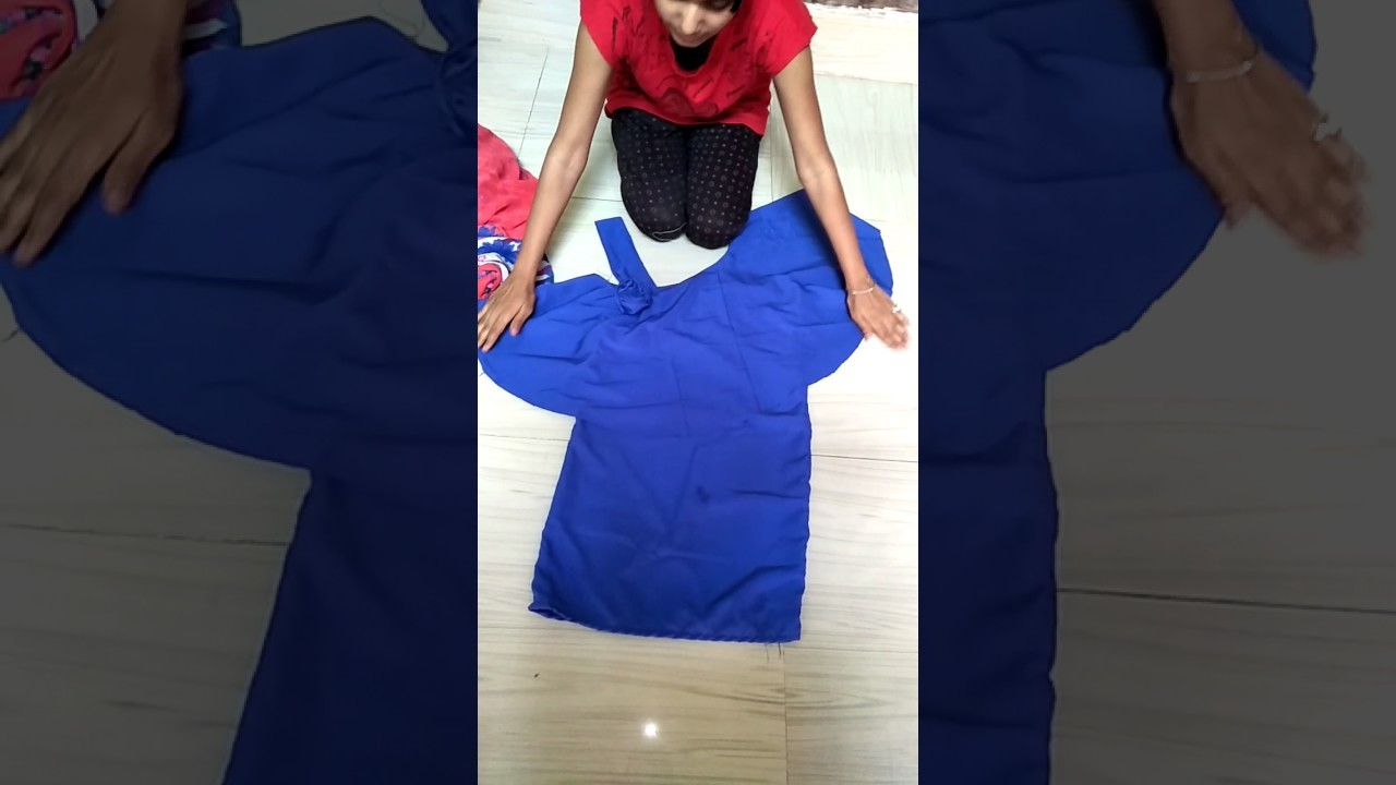 How to made poncho dress