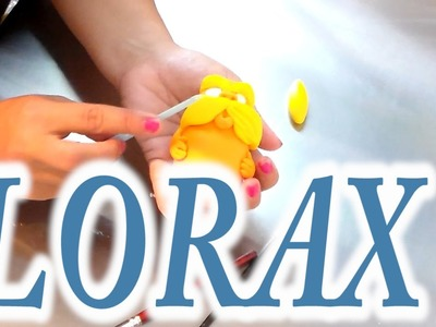 How to make LORAX tutorial by Cup N Cakes Gourmet