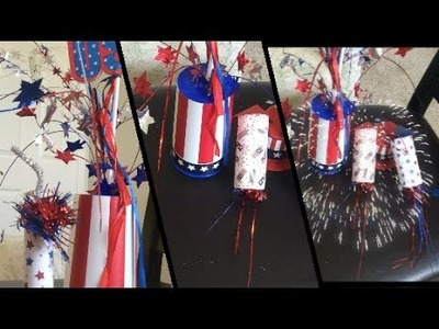 Last  4th. of July DIY For 2017!