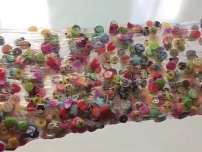 Satisfying Slime- Fimo Slice Compilation