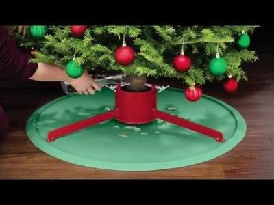 WeatherTech Christmas Tree Mat: Up-Close Look