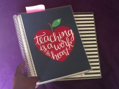 Why I switched from an EC Teacher Planner to a Happy Teacher Planner!
