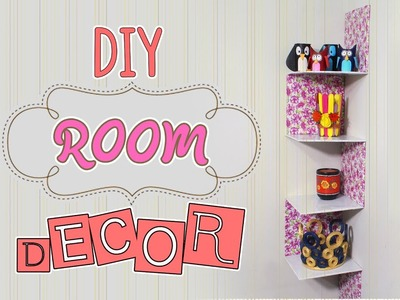 3 Minute Crafts. Diy Room Decor with Cardboard boxes. easy ideas for room organization