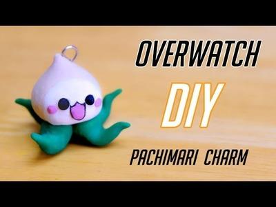 DIY Pachimari Charm : Overwatch DIY + Polymer Clay Tutorial