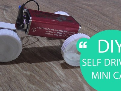 How to Make a Self Driving Mini Car at Home. HomeCraft