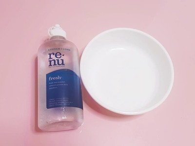 How To Make Slime Without Borax! [SINGAPOREAN VERSION]
