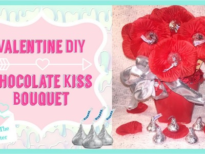 Valentine's Day Gift Ideas| Chocolate Kiss Bouquet