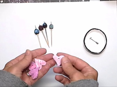 Air Dry Clay Projects- Around the house art