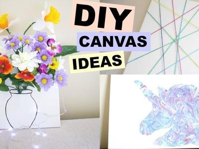 DIY Canvas Ideas