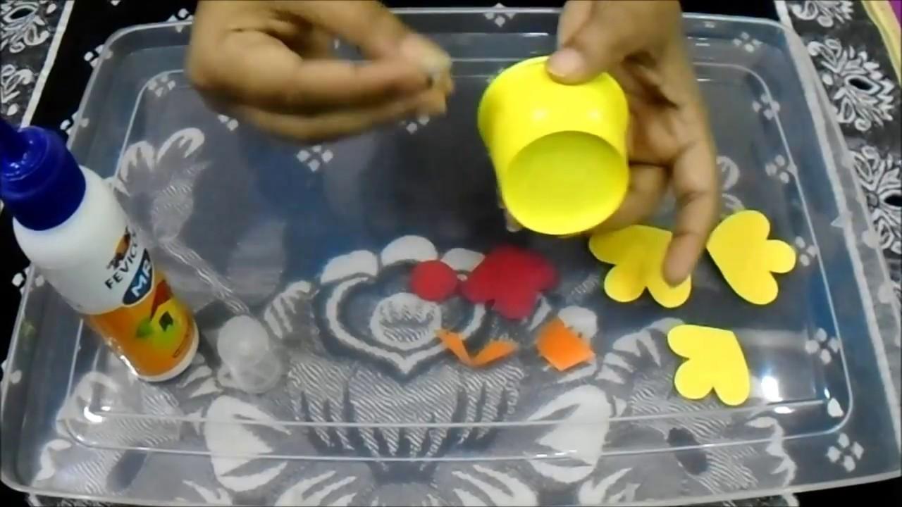 DIY craft | How to make paper craft