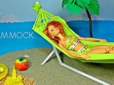 Doll hammock diy │How to make doll hammock │DIY For Dolls