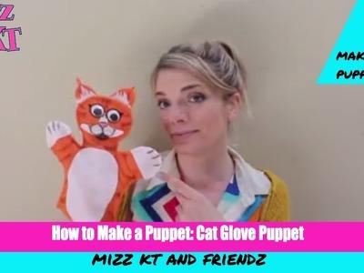 How to Make a Puppet: Cat Glove Puppet