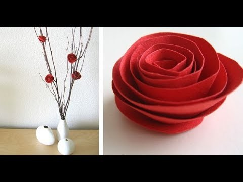 How to make rose