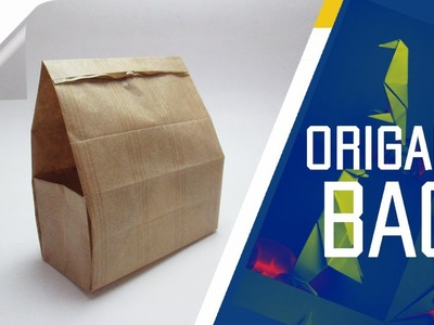 Origami - How To Make An Origami Gift Bag